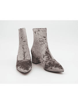 Jeffrey Campbell - Velveteen taupe crush