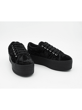 Jeffrey Campbell - Zomg black velvet