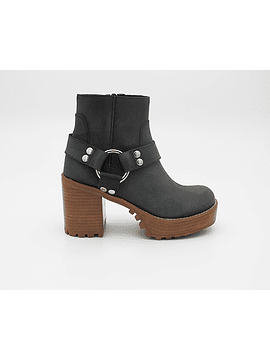 Jeffrey Campbell - VEJAR black washed