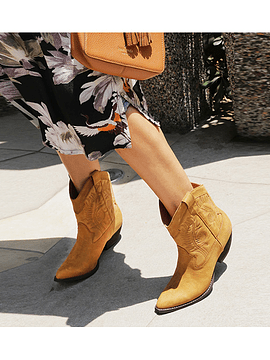 Jeffrey Campbell - Calvera tan leather