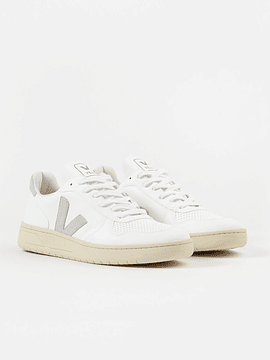 Veja - V-10 VEGAN WHITE NATURAL BUTTER SOLE