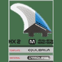 Quillas FCS Scarfini Equilibrium HX 2 M