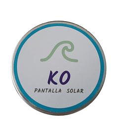 Pantalla Solar KO.