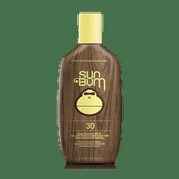 Original SPF 30 Sunscreen Lotion 80oz Sun Bum