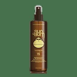 SPF 15 Sunscreen Tanning Oil Sun Bum