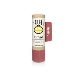 Tinted SPF 15 Lip Balm BonFire Sun Bum