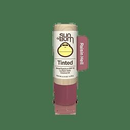 Tinted SPF 15 Lip Balm Raisin Hell Sun Bum