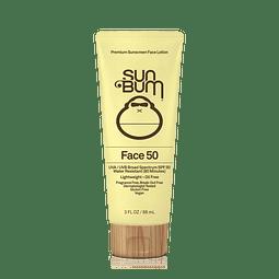 Original 'Face 50' SPF 50 Sunscreen Lotion Sun Bum