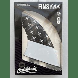 Quillas FCS II HR California Fibra de vidrio Control System