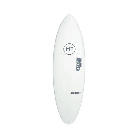 Tabla de surf Softboard MICK FANNING DHD BLACK DIAMOND FCS II 5.10
