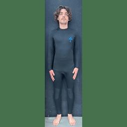 Traje Thermoskin Monk 2021 4.3 mm B/Z Hombre