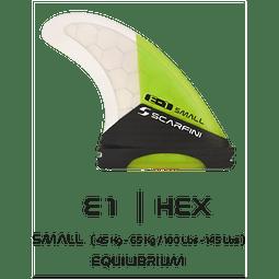 Quillas Future Scarfini  E1 HEX