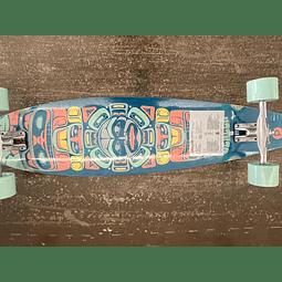 Longboard 38 x 9 Mojave