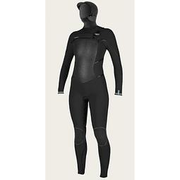 Traje O´neil Psychotech 5.5.4 mm con gorro F/Z Mujer