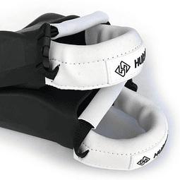 Aseguradores de aletas Hubb Deluxe Premium White