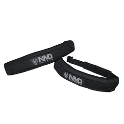 Aseguradores de aletas NMD Deluxe Grey