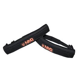 Aseguradores de aletas NMD Deluxe Fluor Red