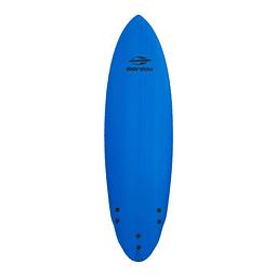 Tabla de surf softboard Mormaii 6.0 azul