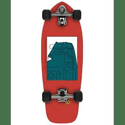 Tabla Surfskate Slide JOYFUL SK HERITAGE 30″