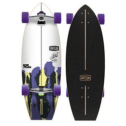 Surfskate Surfeeling Bone Breaker Surfboard Series Jesse Mendes Signature