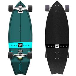 Surfskate Hang Loose Surfboard Series