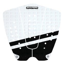 Deck Shapers Hybrid -- White/Black