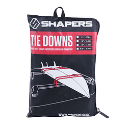 Tie Down straps Shapers