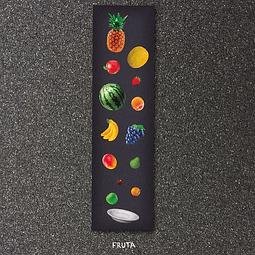 Lija skateboard Sunrise frutas