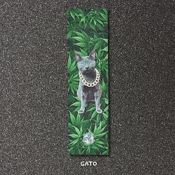 Lija skateboard Sunrise gato