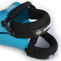 Aseguradores de aletas Hubb Deluxe Premium Black