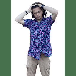 Camisa Volcom Psicodelic