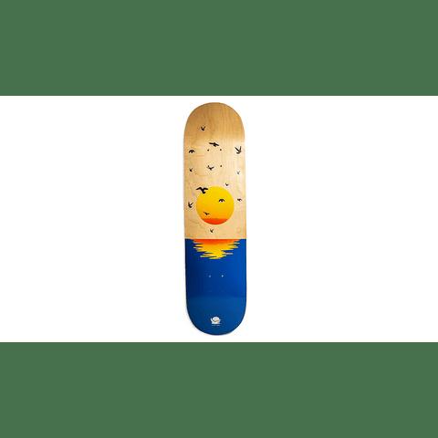 Skateboard Deck Vegas x Sunrise 8.25×32