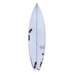Surfboard Snapy Fritas 6'0 19,75 x 2,56 31,9 lts