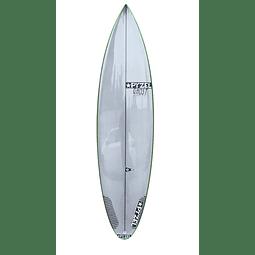 Surfboard Pyzel Ghost Pro 6'3 19,38 x 2,75 33,6