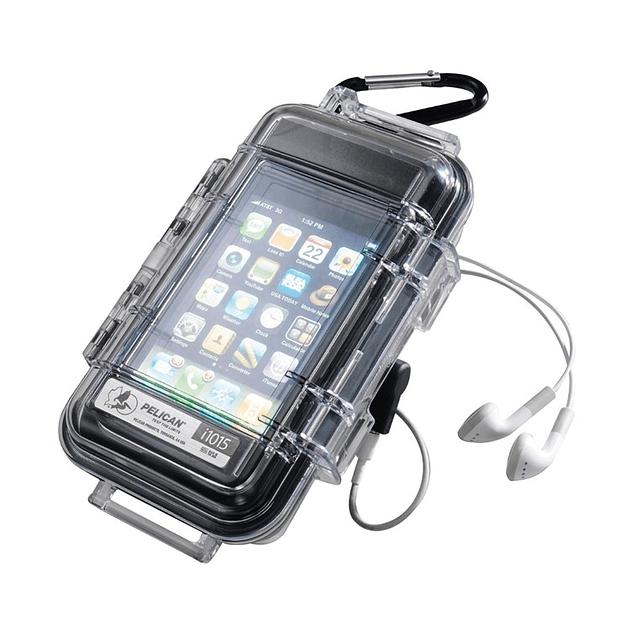 Pelican Caja iPod Touch