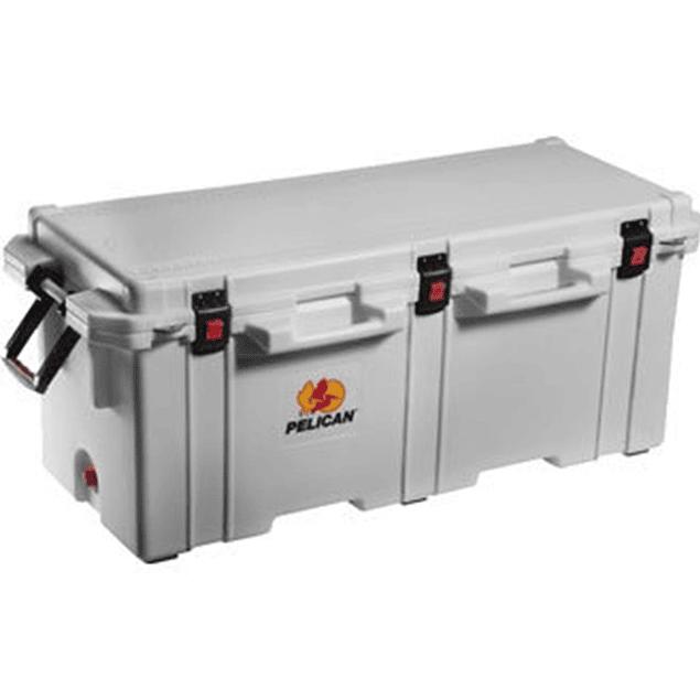 250QT Cooler PELICAN de 237 Lts. aprox. HIELO POR DIEZ DIAS.