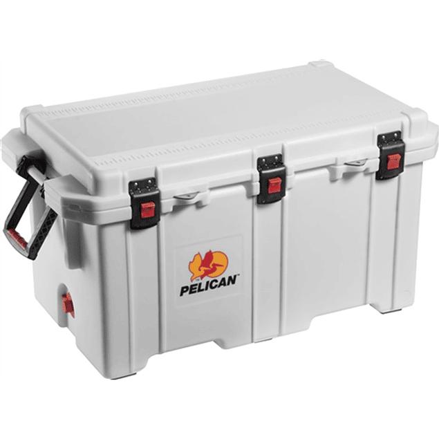 150QT Cooler PELICAN de 142 Lts. aprox. HIELO POR DIEZ DIAS.