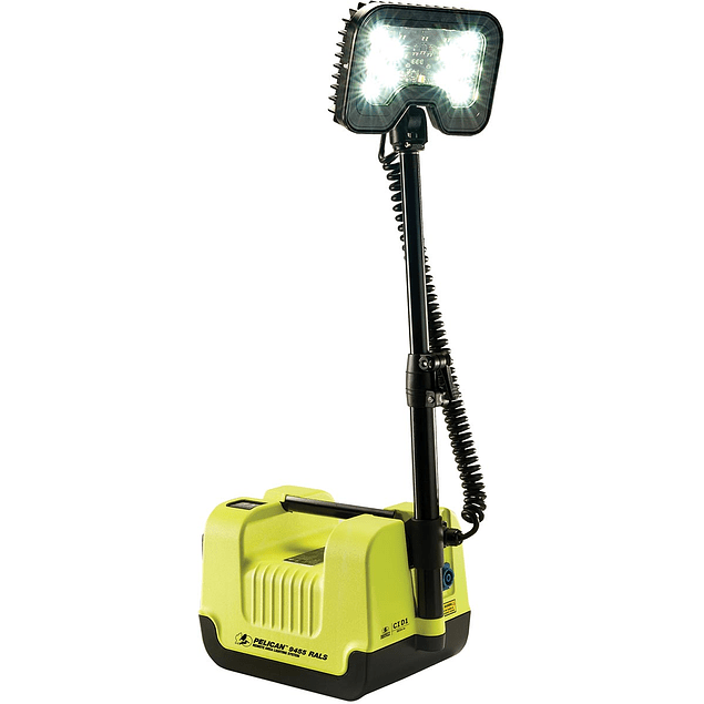 9455 Iluminación de Areas Remotas