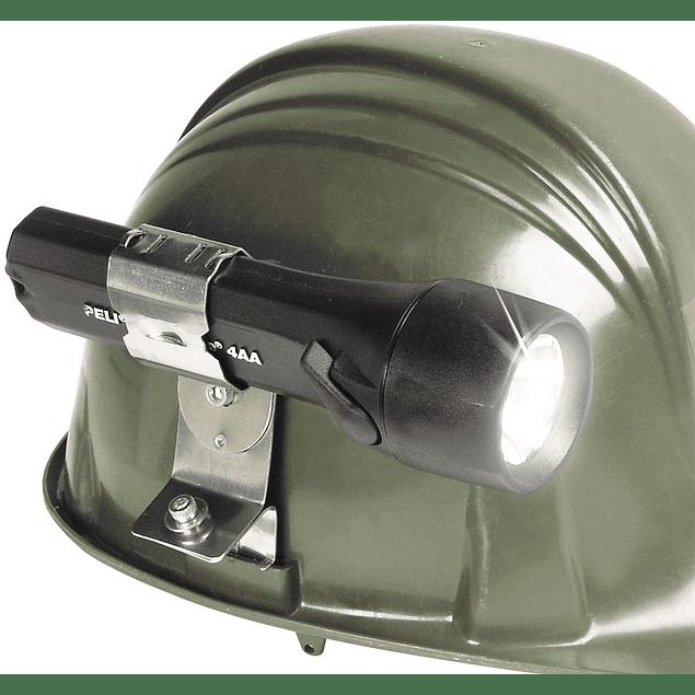 0750 Soporte de linternas para cascos