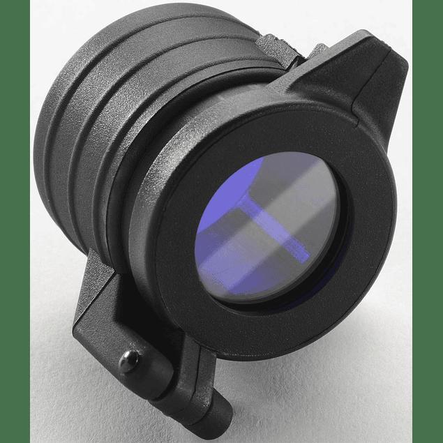 2325BLUE Cubierta de filtro azul