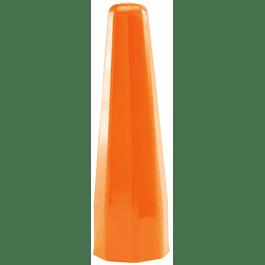 8052OR Cono de señalización de tráfico (naranja)