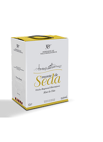 BAG IN BOX MONTE DE SEDA – TINTO 5L