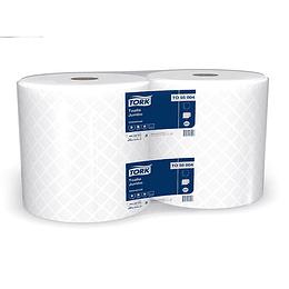 Toalla de papel Universal 250 m hoja simple (2 unidades)