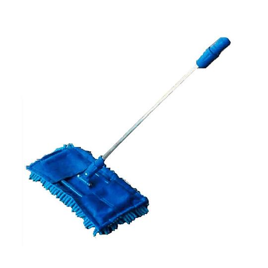 Mopa microfibra azul