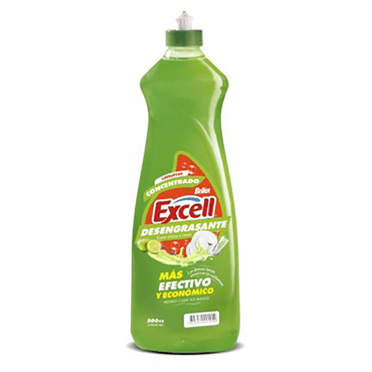 Lavalozas desengrasante limón 500 cc