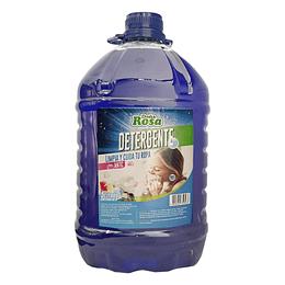 Detergente líquido de ropa 5 lt Doña Rosa