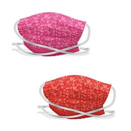 Mascarillas reutilizables para niñas TNT con Nanopartículas de cobre (2 unidades)