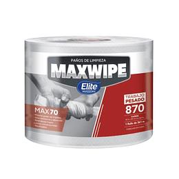 Paños de limpieza Maxwipe rollo 41,5 x 28 cm (870 hojas)