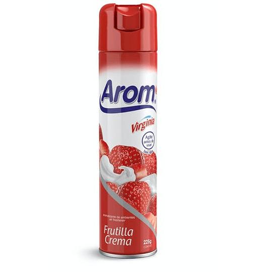 Desodorante ambiental Frutilla Crema