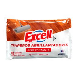 Trapero húmedo abrillantador (10 unidades)